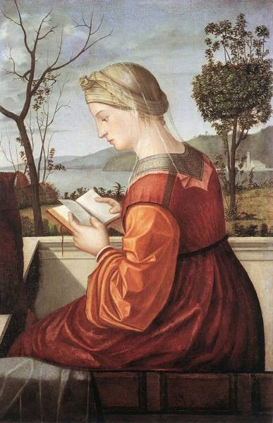 The Virgin Reading WGA